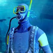Scuba Diving Simulator- Shipwreck Underwater World