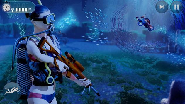 Scuba Diving Simulator- Shipwreck Underwater World screenshot 1