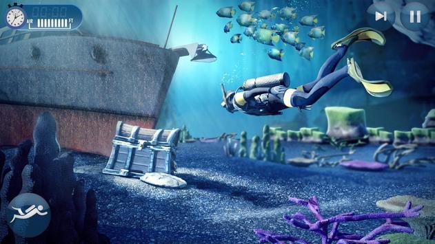 Scuba Diving Simulator- Shipwreck Underwater World screenshot 8