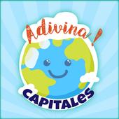 Adivina Capitales icon