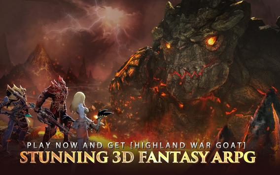 Dragon Storm Fantasy पोस्टर