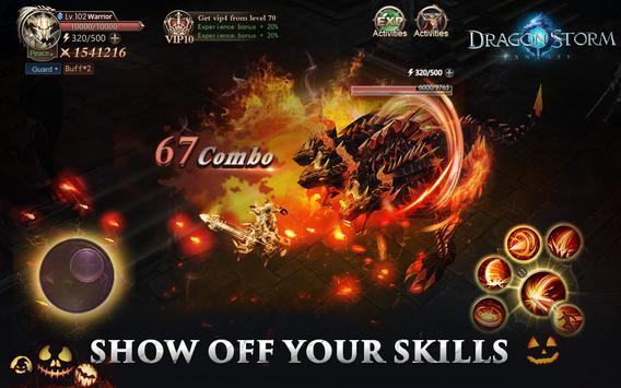 Dragon Storm Fantasy screenshot 18