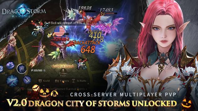 Dragon Storm Fantasy screenshot 1