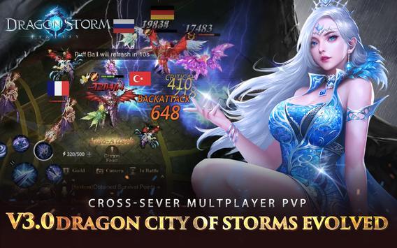 Dragon Storm Fantasy स्क्रीनशॉट 1