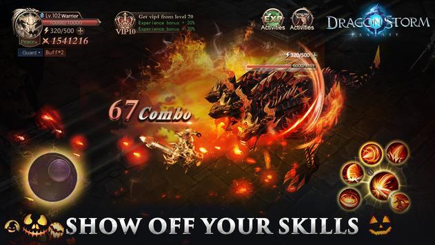 Dragon Storm Fantasy screenshot 4