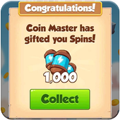 Free Spins and Coins - Daily Link icon