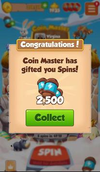 Free Spins and Coins - Daily Link poster