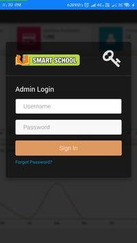 Adarsha High School - Smart School App screenshot 1