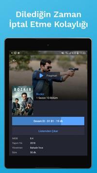 BluTV Ekran Görüntüsü 7