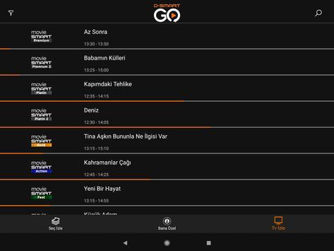 D-Smart GO Ekran Görüntüsü 8