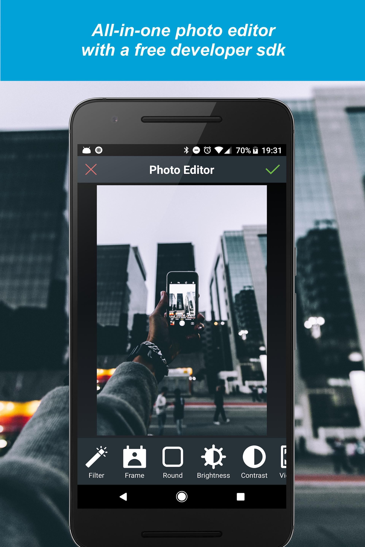 Free Photo Editor Sdk Android