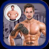 Men Body Styles icon