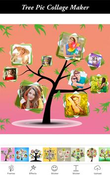 Tree Pic Collage Maker poster
