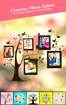 Tree Pic Collage Maker Grids - Tree Collage Photo poster