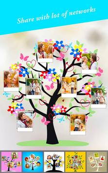 Tree Pic Collage Maker Grids - Tree Collage Photo screenshot 17
