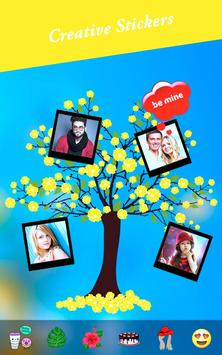 Tree Pic Collage Maker Grids - Tree Collage Photo screenshot 2