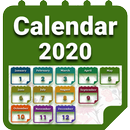 Calendar 2020 with Holidays APK Android