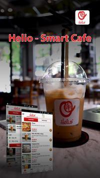 Helio - Smart Café poster