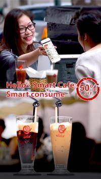 Helio - Smart Café screenshot 4