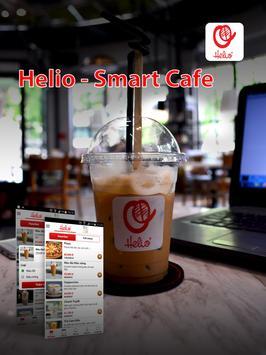 Helio - Smart Café screenshot 5