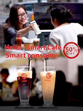 Helio - Smart Café screenshot 9