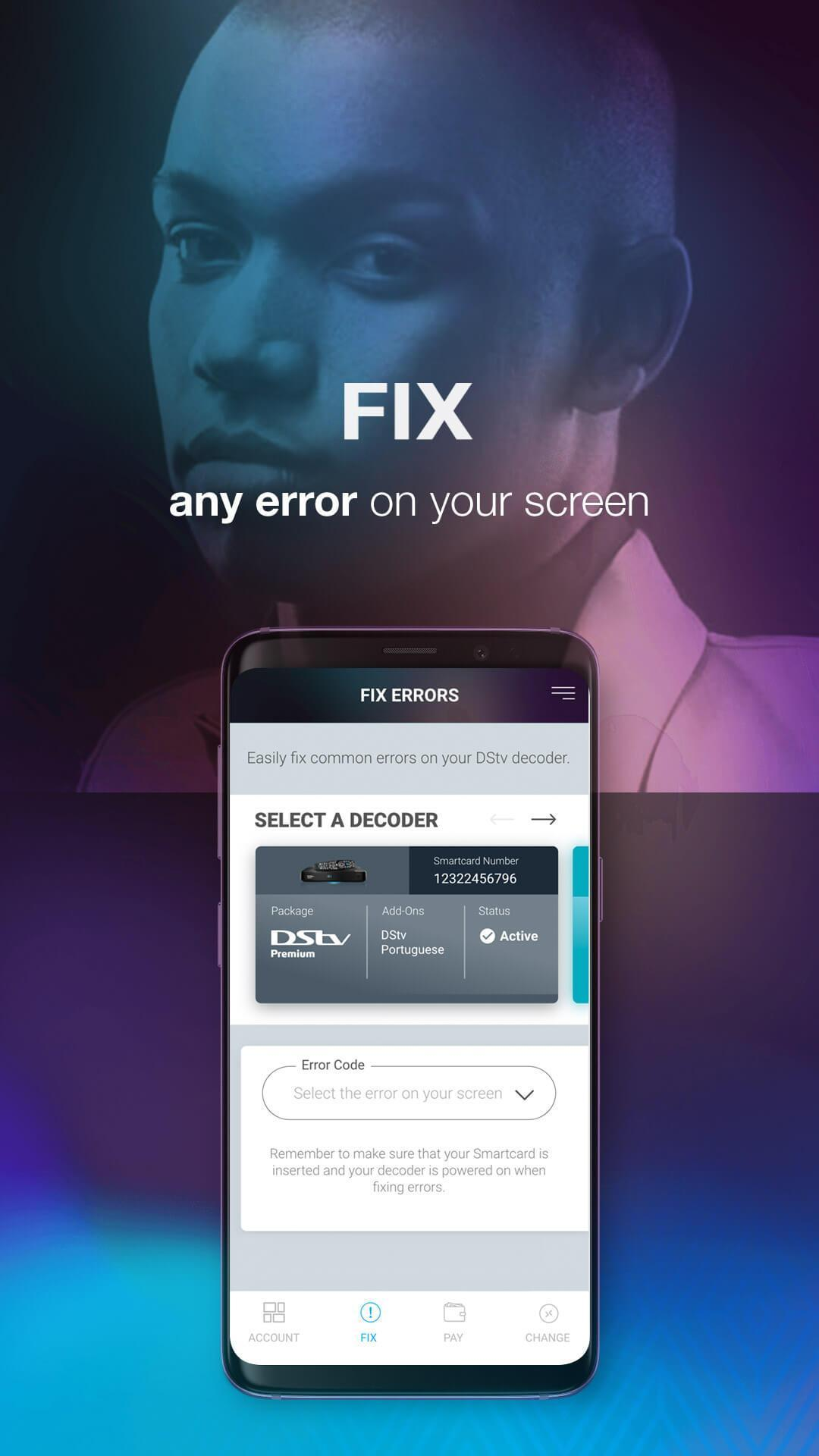 MyDStv for Android - APK Download
