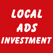 Local Ads - Investment icon