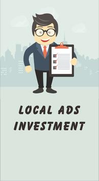 Local Ads - Investment poster