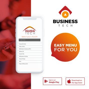 Business Tech screenshot 1