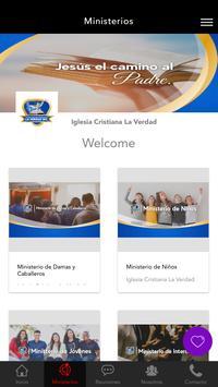Iglesia Cristiana La Verdad screenshot 2