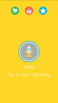 Voice Changer تصوير الشاشة 5