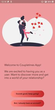 Coupletines poster