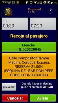 Taxies (taxista) screenshot 3
