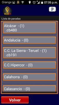 Taxies (taxista) screenshot 4