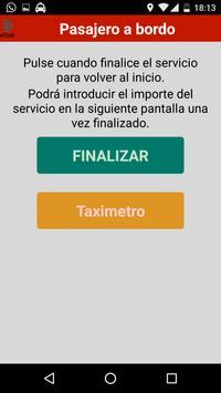eTaxi (Taxista) स्क्रीनशॉट 3