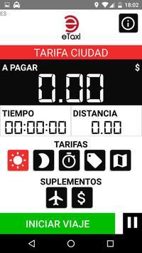eTaxi (Taxista) स्क्रीनशॉट 4
