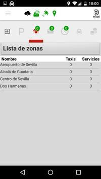 eTaxi (Taxista) स्क्रीनशॉट 6