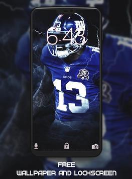 Odell Beckham Jr. Wallpaper screenshot 2
