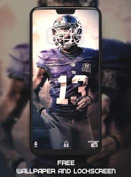 Odell Beckham Jr. Wallpaper screenshot 4