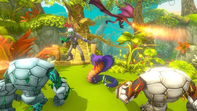 Forest Golem Simulator screenshot 10