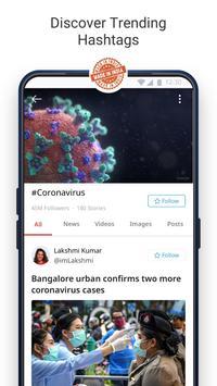 डेलीहंट (न्यूजहंट) - News, Videos, Cricket स्क्रीनशॉट 4