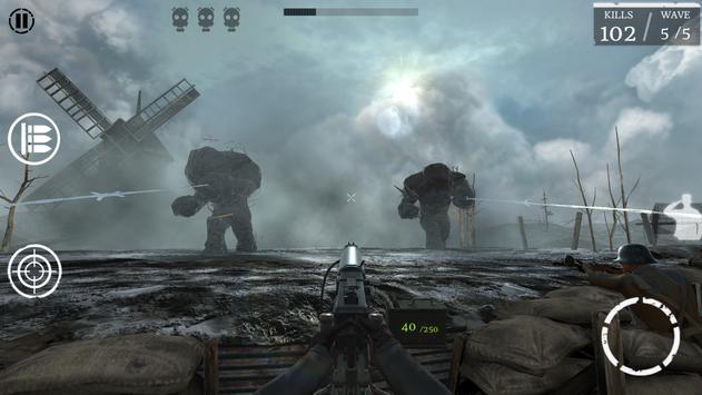 ZWar1: The Great War of the Dead imagem de tela 3