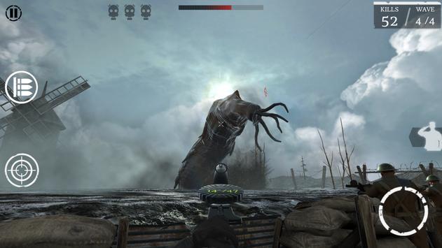 ZWar1: The Great War of the Dead تصوير الشاشة 3