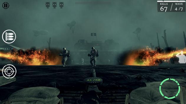 ZWar1: The Great War of the Dead Cartaz