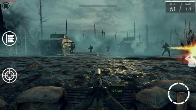 ZWar1: The Great War of the Dead تصوير الشاشة 1