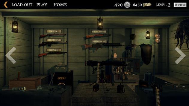 ZWar1: The Great War of the Dead captura de pantalla 5