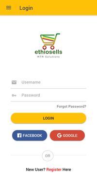 Ethiosells screenshot 1