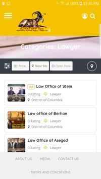 Ethiopian Yellow Pages screenshot 6