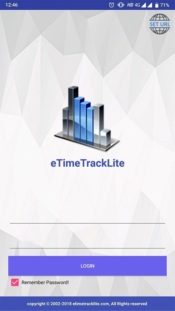 eSSL eTimeTrackLite Mobile App 2 0 for Android - APK Download