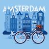Амстердам иконка